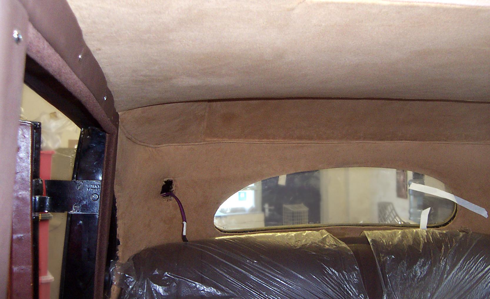 Vintage+Car+Ceiling+Repair