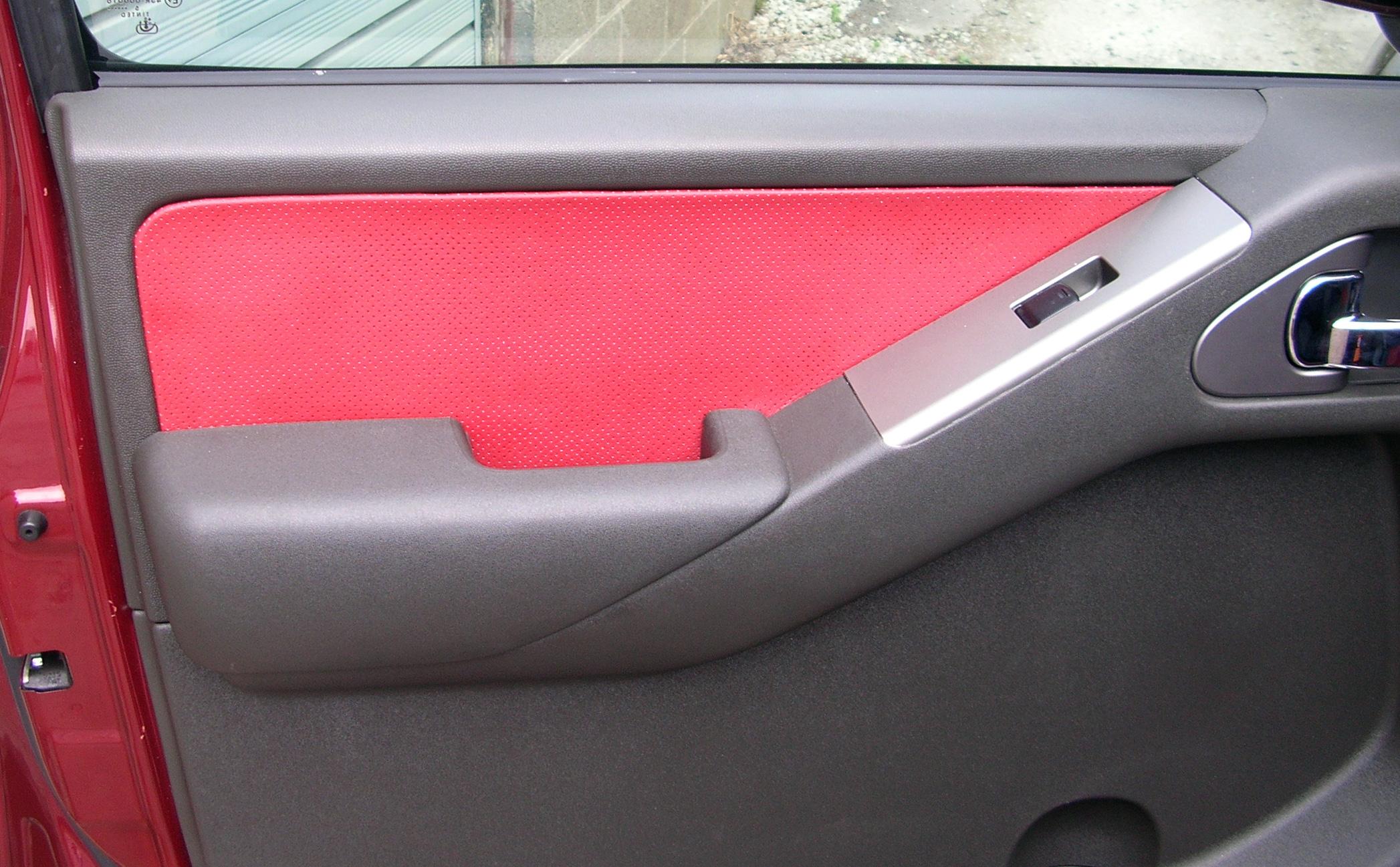 Custom+red+and+grey+door+panels