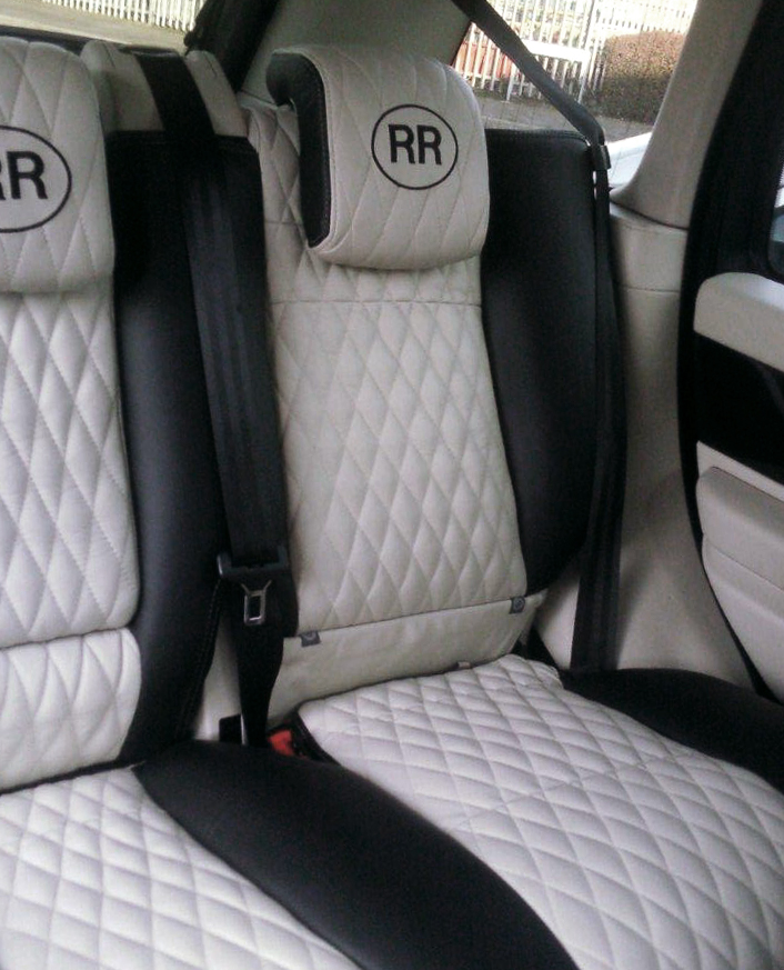 Diamond-stitched+black+and+white+seating