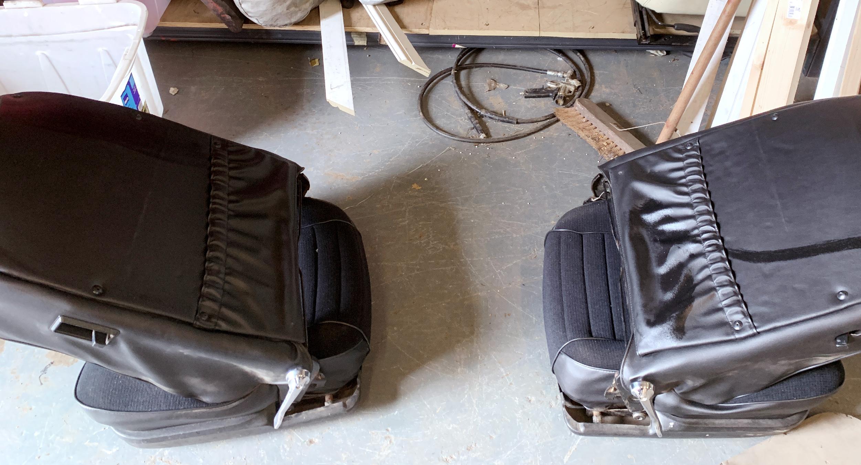 Car+seat+repair+from+reverse