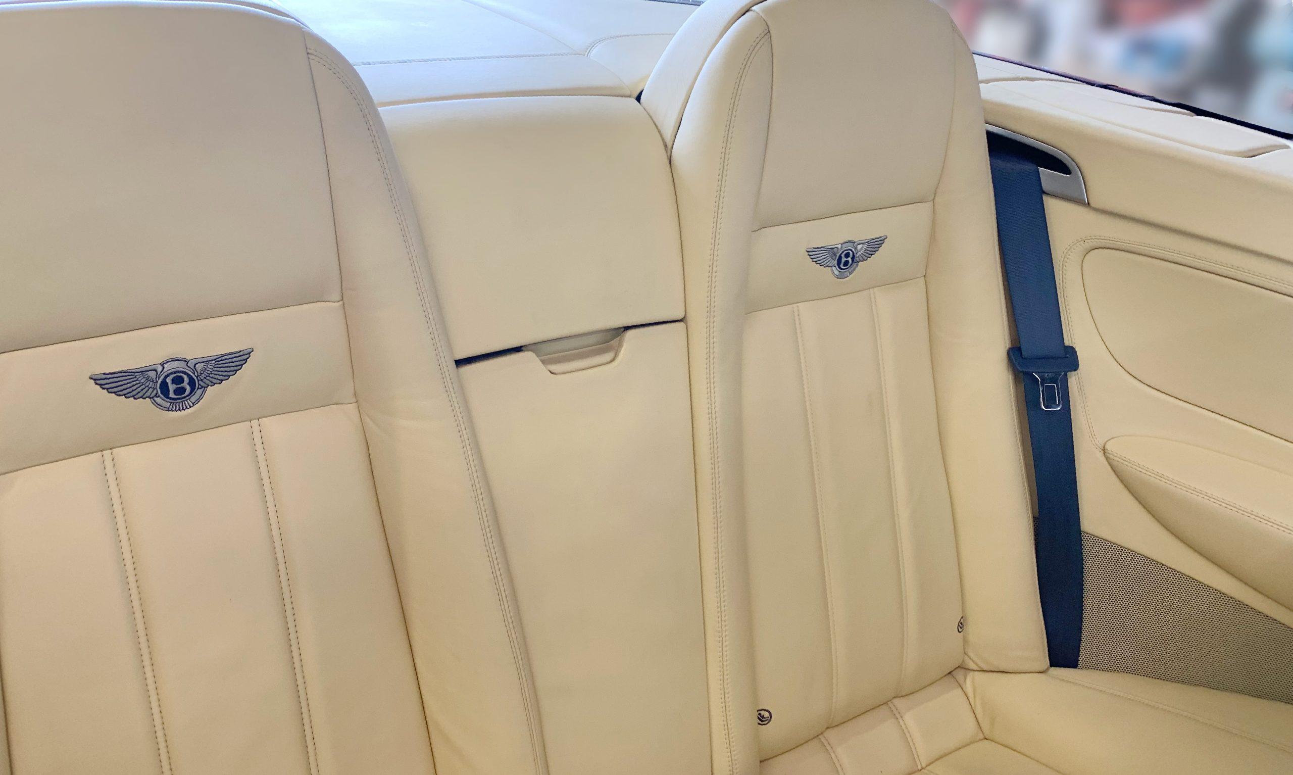 Bentley+Upholstery